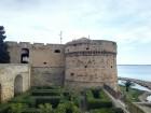 意大利南部城堡塔兰托