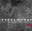 南京市高淳区TOD小镇城市设计