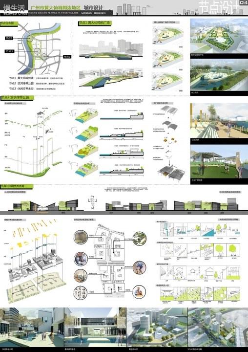 展板- 景观设计 - 城市规划论坛