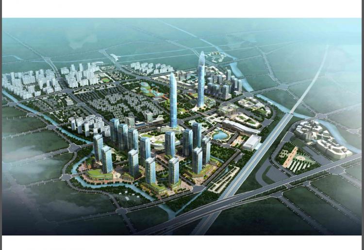 松江新城高铁片区概念性城市设计03 城市设.png