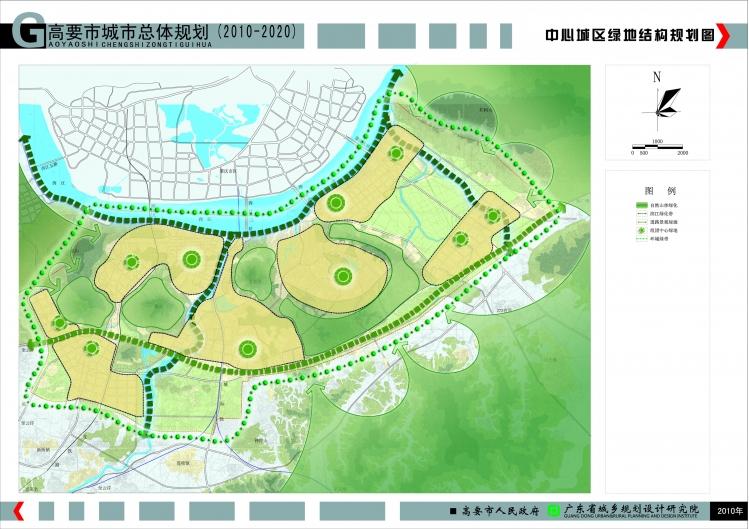 32中心城区绿地结构规划100719.jpg