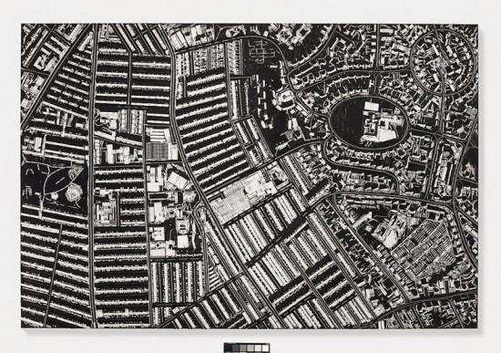 作精致、复杂的建筑模型呢?著名 的系列拼贴画