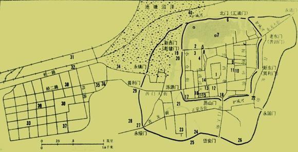 青岛市区划分图