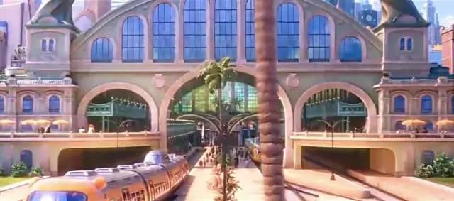 规划师看《疯狂动物城》04:除了山水城市