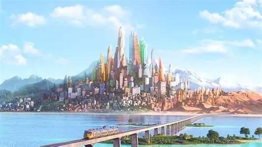 建筑日报75:《疯狂动物城》参考了哪些城市细节