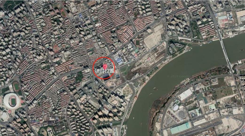 公园设计:上海绿地中心