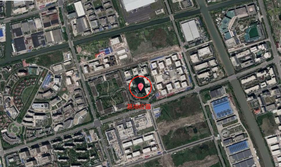 产业园设计:上海浦江智谷
