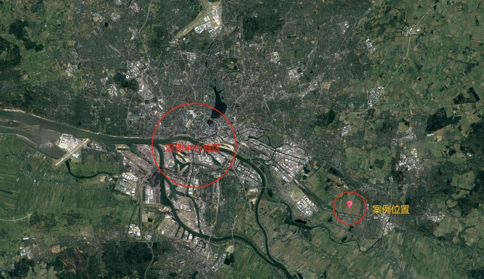 设计竞赛:德国汉堡新区总体规划
