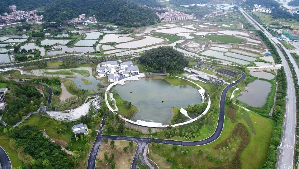 田园综合体:广东云上西棠田园度假综合体