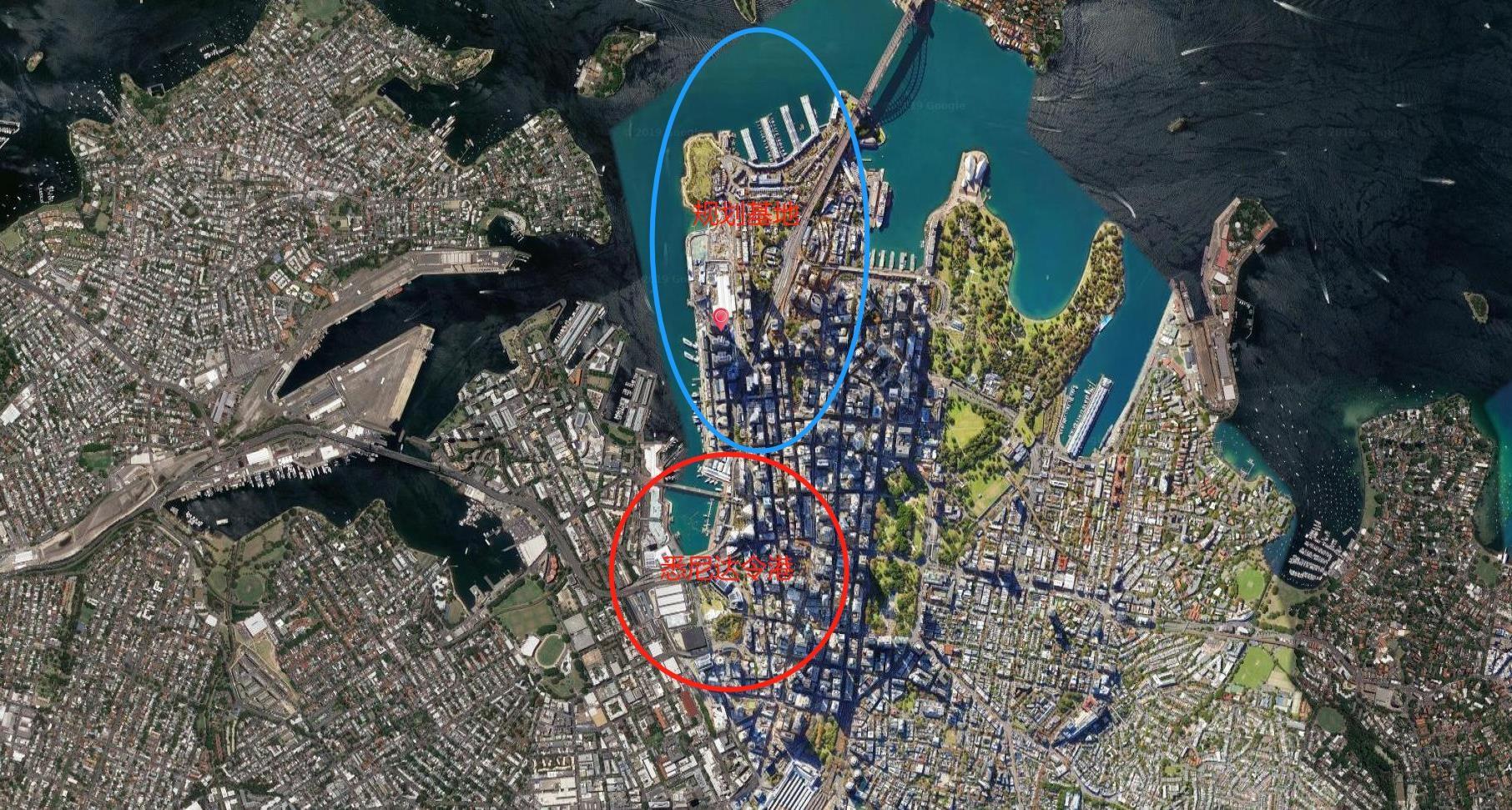 滨水设计:悉尼Barangaroo South片区总体规划