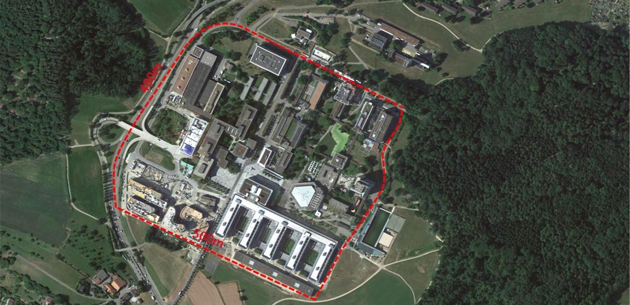 创新园区:苏黎世科学城
