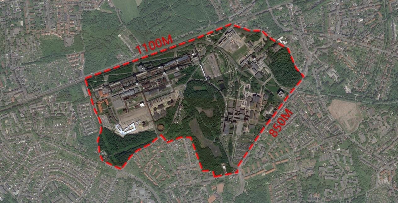 工业公园:德国鲁尔关税同盟煤矿工业区