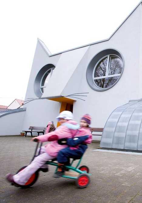 八一八动物形状的建筑——可围观