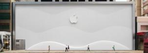 全球苹果店系列之五——可围观