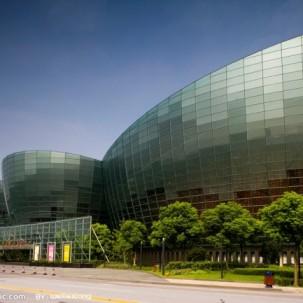上海东方艺术中心 标志性文化设施