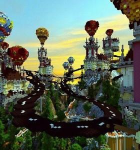 La Brocanterie Minecraft