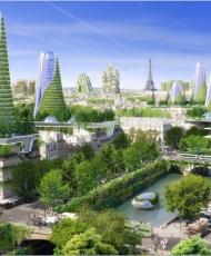 """2050年""""智能巴黎""""值得竖拇指,点赞!!"""