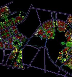 某城市城市设计
