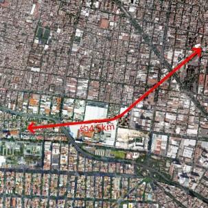 高线公园|墨西哥奎尔纳瓦卡线性铁路公园