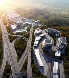 罗牛山国际运输和工业园