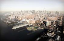 哈德逊河上的漂浮公园预计2019年开放
