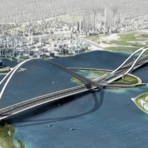 迪拜拱桥——D13