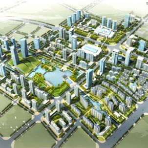 扬州经济开发区中心片核心区城市设计——K20