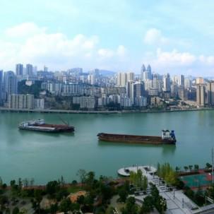 美丽江城——涪陵175水位美景