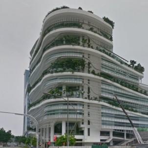 创新园区|新加坡纬壹科技城