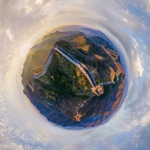 上帝的视角:无人机拍全球壮观美景