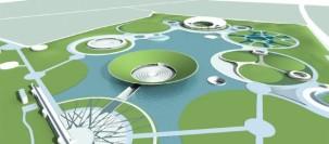 河北省唐山地震遗址纪念公园概念设计国际竞赛——J03