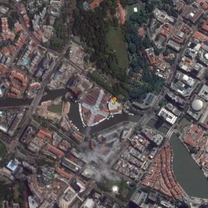 公共水岸|新加坡克拉码头