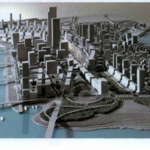 天津市滨海新区于家堡中心商务区城市设计国际竞赛——J02