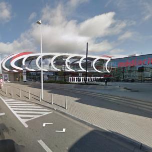 比利时Médiacité购物中心