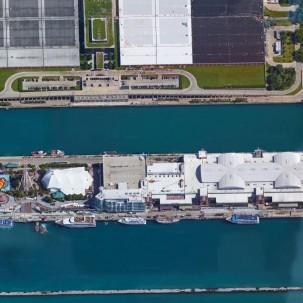 滨水区设计|美国芝加哥海军码头(Navy Pier)
