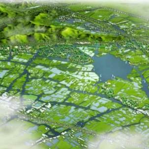 浙江德清下渚湖湿地风景区规划方案