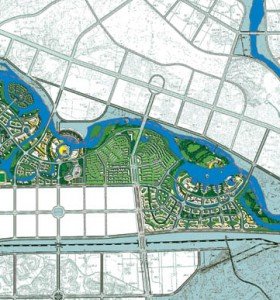 滨水城市设计从朋友那里弄来的,看看有没有参考价值