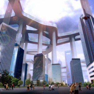 上海概念设计2035——可围观