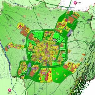 成都市总体规划(2003—2020)
