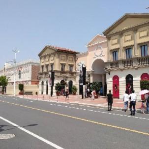 上海佛罗伦萨小镇购物街区