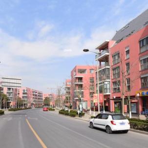 居住小区|上海安亭新镇