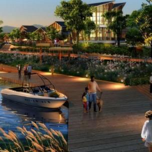 这块地,将是涪陵区未来品质最高  生态最美  富豪最集中居住之地