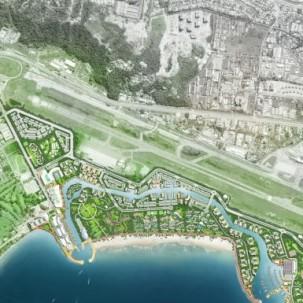 马来西亚亚庇生态规划——可标记
