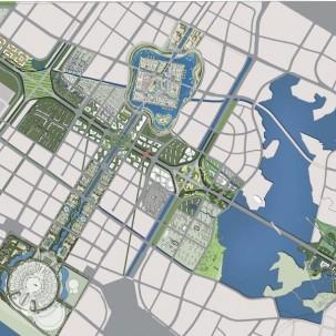 道路沿线城市设计
