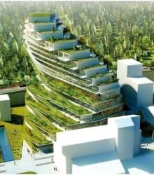 绿色学校斯德哥尔摩,一种新型的学校可持续发展的居住方式