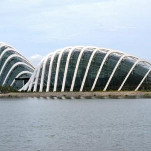 新加坡海湾公园设计——可标记