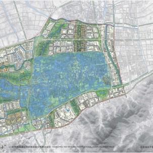 杭州西溪湿地国际城市综合体概念规划