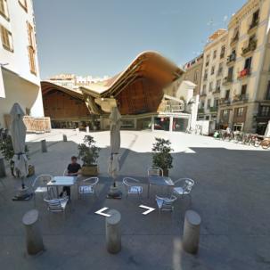 特色建筑|巴塞罗那圣卡特莱纳市场
