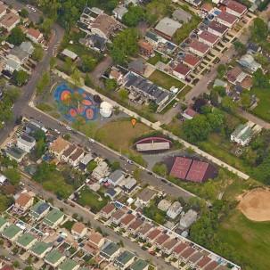城市公园|纽约州斯塔滕岛Schmul儿童公园