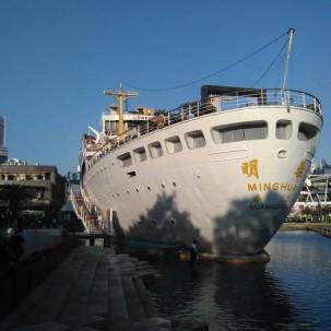 深圳海上世界,一个由一艘船延伸出来的旅游